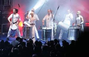 All Entertainment - Kuenstlervermittlung - Percussionshows