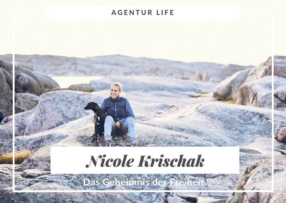Nicole Krischak ist Bookerin und Bachhalterin bei All Entertainment