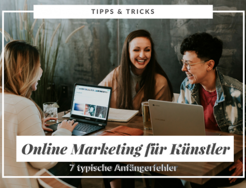 Online Marketing für Künstler
