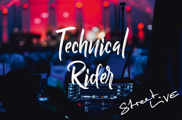 Technical Rider - StreetLIVE Family